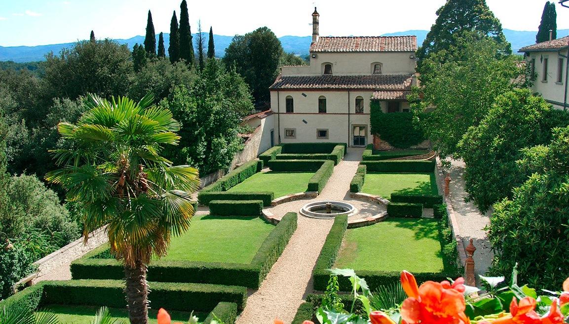 tuscany wedding villa - Poggitazzi