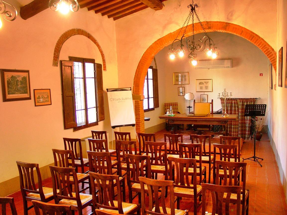 Villa per Eventi e Meeting in Toscana – Poggitazzi
