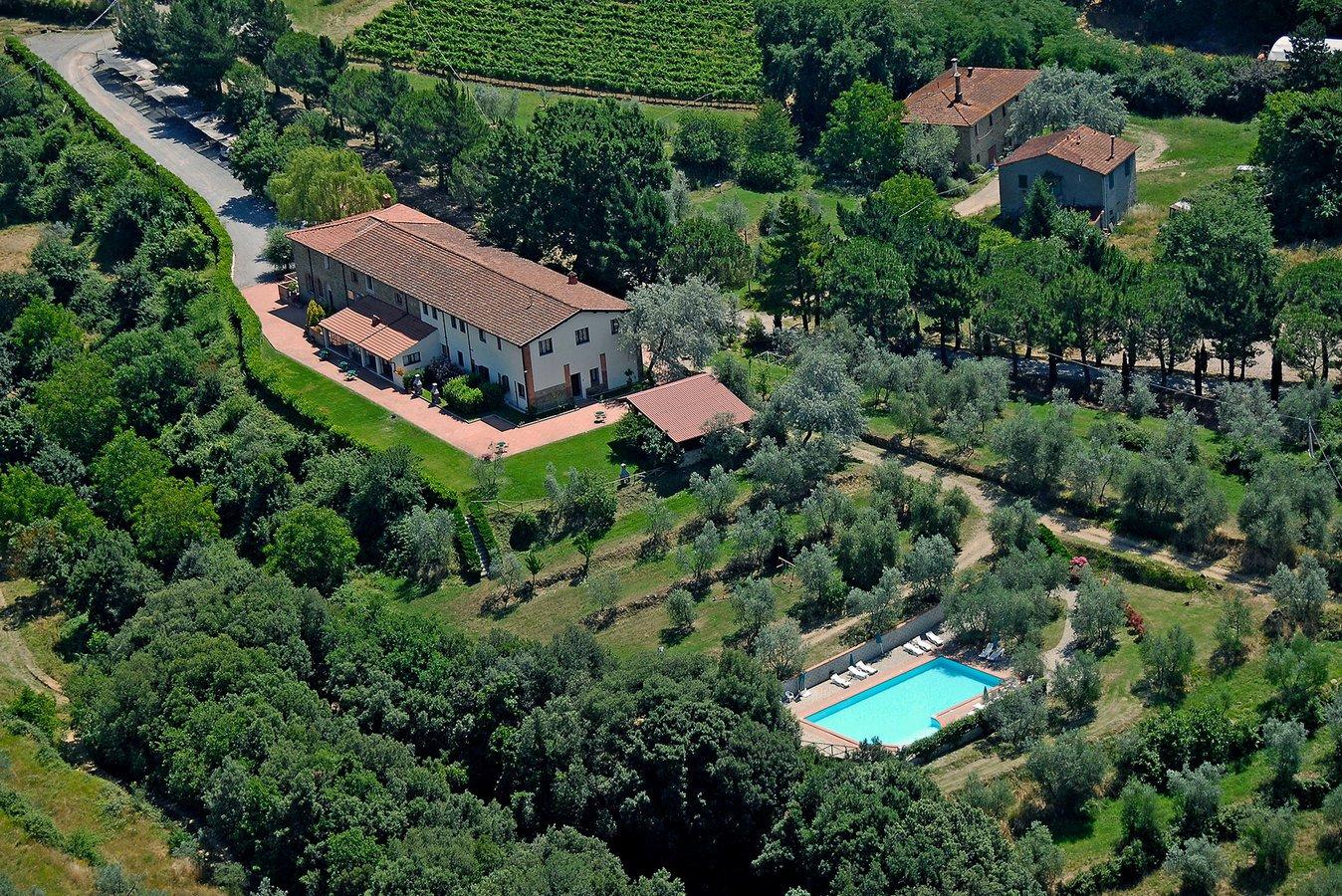 Offerte Agriturismi Toscana con Piscina - Poggitazzi