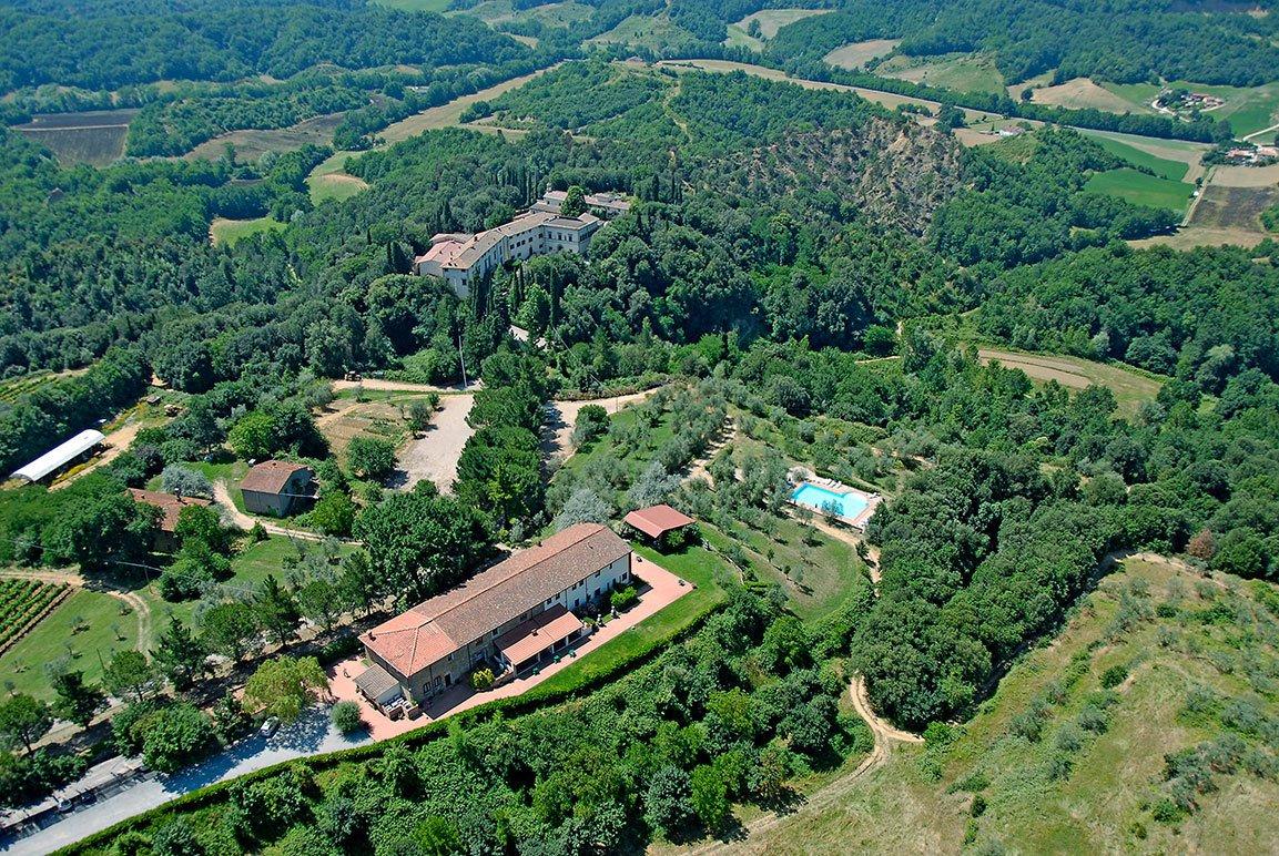 Agriturismo Toscana con Piscina