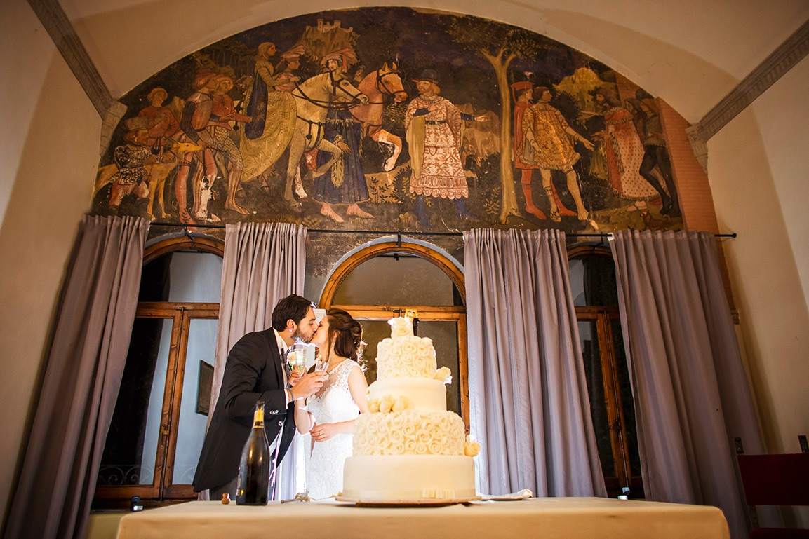 Location per Matrimoni con Chiesa Privata in Toscana - Poggitazzi