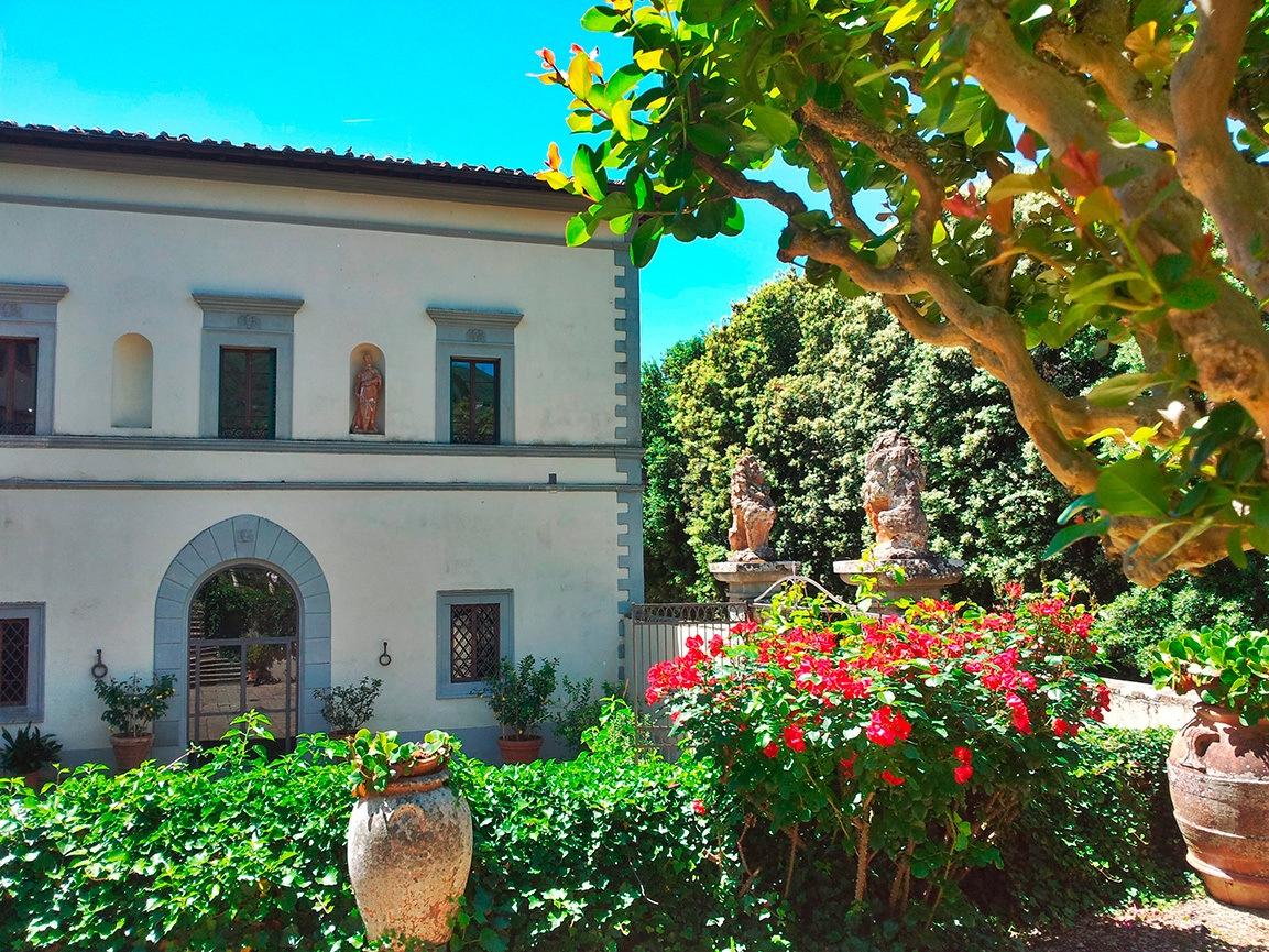 Villa in Esclusiva per Matrimoni in Toscana - Poggitazzi