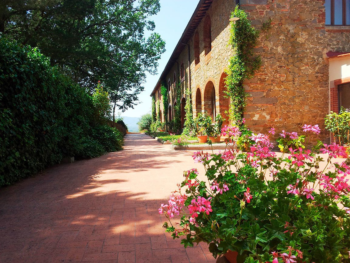 Vacanze in Agriturismo Arezzo – Poggitazzi
