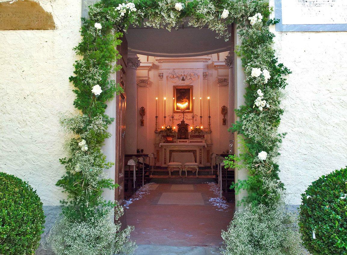 Chiesa per Matrimoni esclusiva in Toscana - Poggitazzi