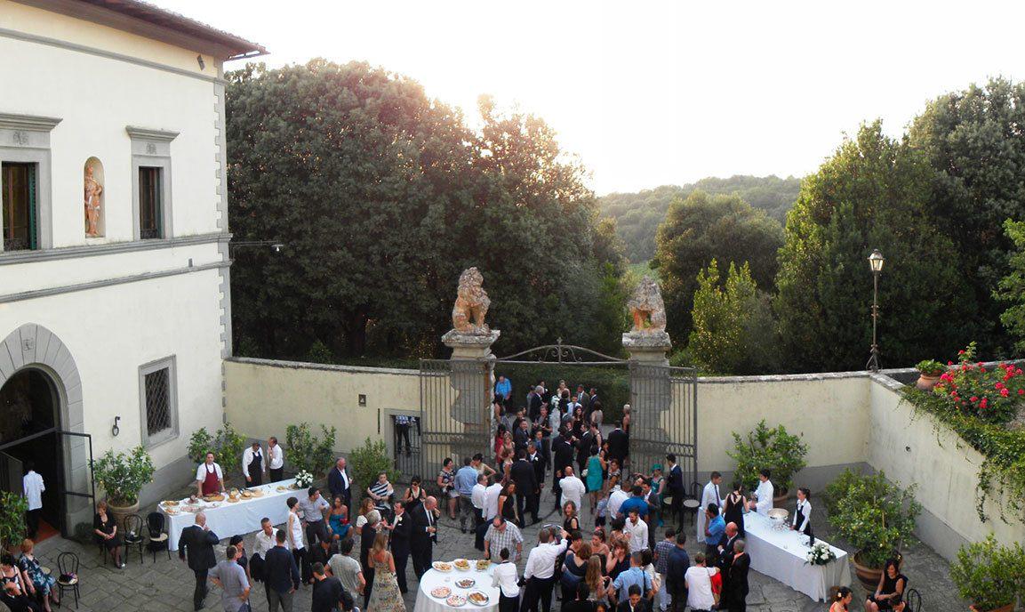 Matrimonio Country Chic Toscana - Poggitazzi