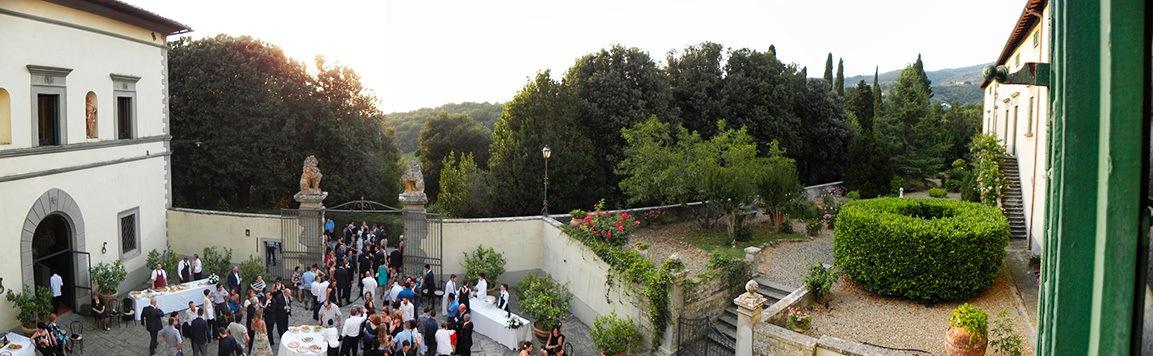 Villa in Toscana per Eventi – Poggitazzi