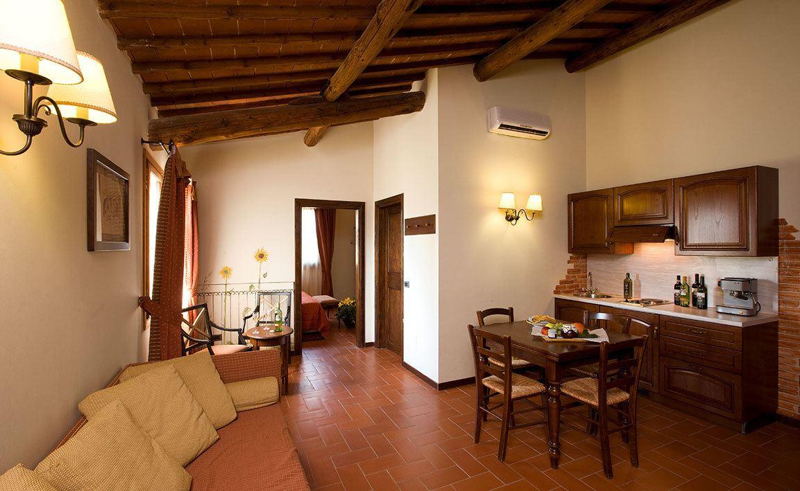 Vacanze Rurali in Toscana Arezzo - Poggitazzi