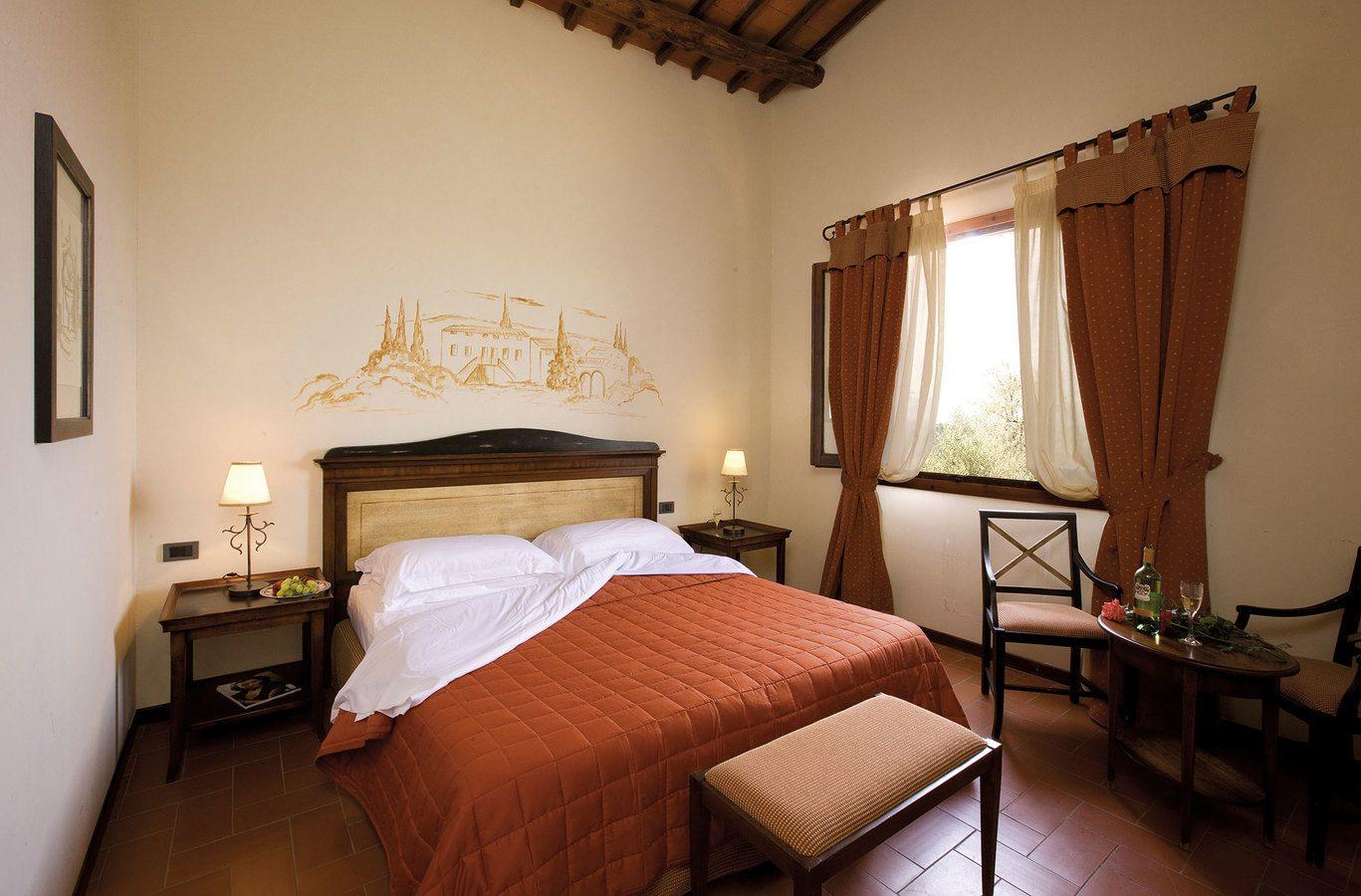 Camere Agriturismo in Toscana - Poggitazzi