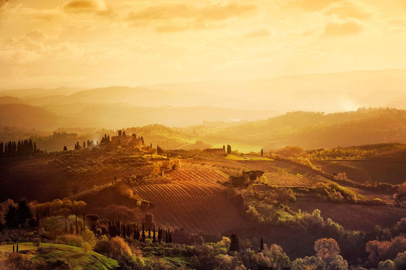 Agriturismo Arezzo con Piscina - Poggitazzi