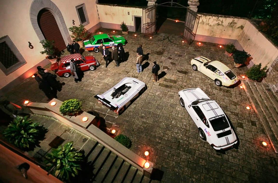 Location per Lancio di Auto in Toscana – Poggitazzi