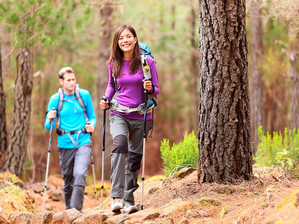 Vacanze Trekking in Toscana vicino Arezzo - Poggitazzi