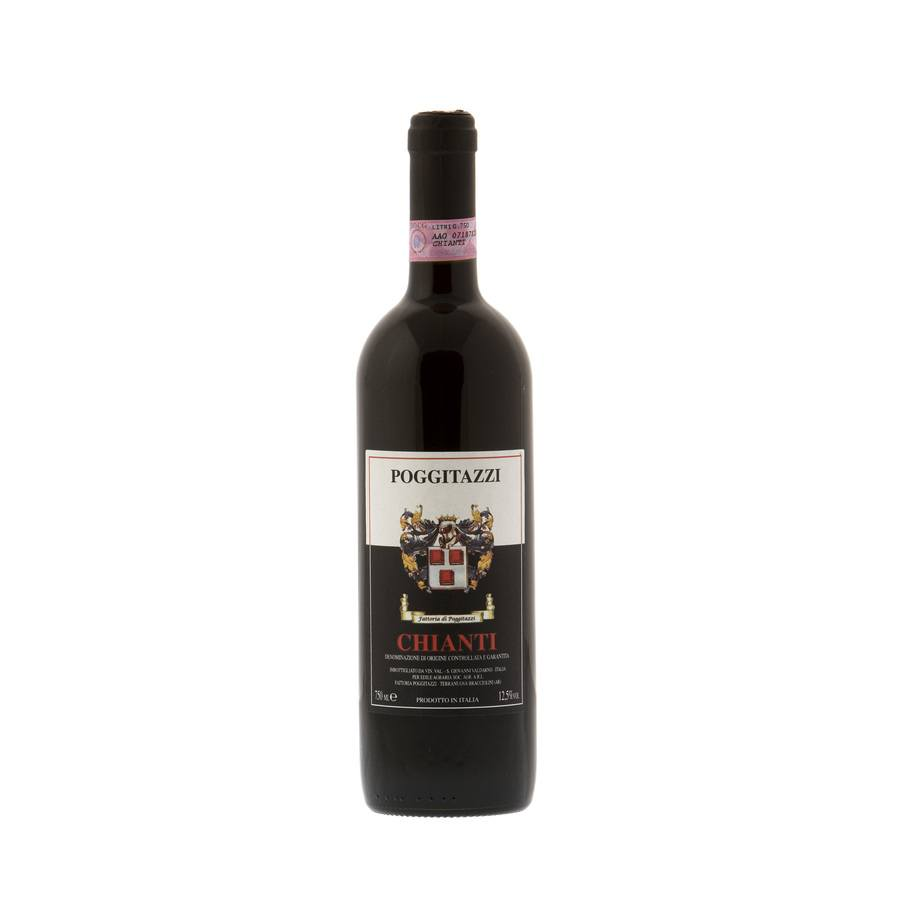 Poggitazzi Chianti Docg Vino prodotto secondo il Disciplinare - PoggiTazzi