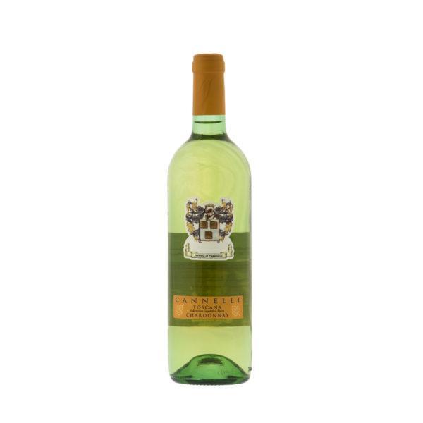 Cannelle Toscana con uve Chardonnay in purezza - PoggiTazzi