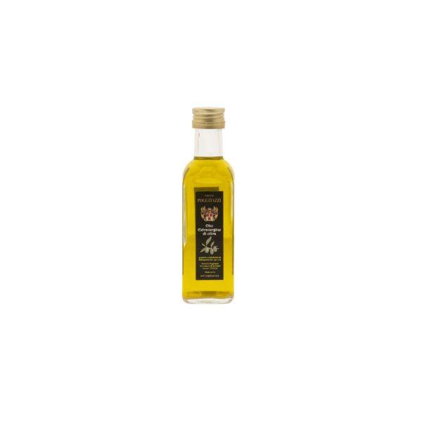 Olio Extravergine di Oliva 100ml Toscano - PoggiTazzi