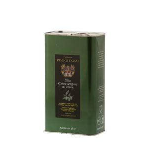 Toskana Reines Olivenöl 3Lt - Poggitazzi