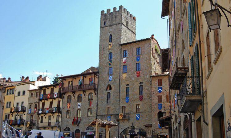 Agriturismo Arezzo e Dintorni - Poggitazzi