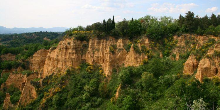 Balze del Valdarno: Una escursione da non perdere - Poggitazzi